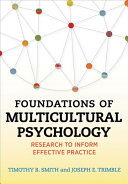 Foundations of Multicultural Psychology