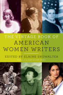 The Vintage Book of American Women Writers Read Online
