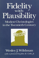 Fidelity with Plausibility