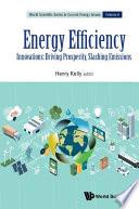 Energy Efficiency  Innovations  Driving Prosperity  Slashing Emissions