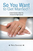 So You Want to Get Married? [Pdf/ePub] eBook