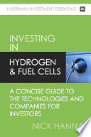 Investing In Hydrogen   Fuel Cells Book