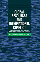 Global Resources and International Conflict
