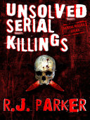 Unsolved Serial Killings Book