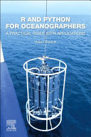 R and Python for Oceanographers Book