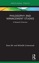 Philosophy and Management Studies