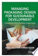 Managing Packaging Design for Sustainable Development Book