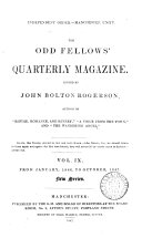 The Odd Fellows  Quarterly Magazine