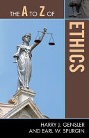 The A to Z of Ethics [Pdf/ePub] eBook