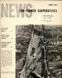 News for Farmer Cooperatives