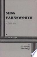 Miss Farnsworth