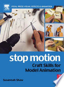 Stop Motion  Craft Skills for Model Animation Book