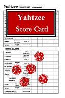 Yahtzee Score Card