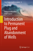 Pdf Introduction to Permanent Plug and Abandonment of Wells Telecharger
