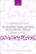 Economic Evaluation in Clinical Trials Pdf/ePub eBook