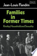 Families in Former Times