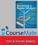 Becoming a Master Student   Coursemate  6 month Access