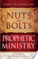 The Nuts And Bolts Of Prophetic Ministry