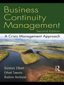 Business Continuity Management 2e