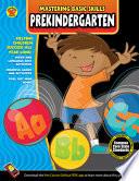 Mastering Basic Skills   PreKindergarten Activity Book