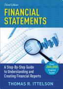 Financial Statements, Third Edition