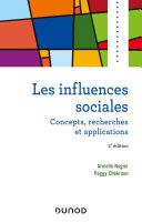 Pdf Les influences sociales - 2e éd. Telecharger