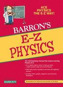 Barron's E-Z Physics