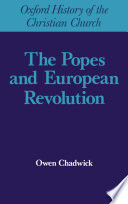 The Popes and European Revolution