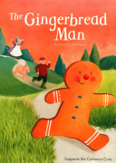 First Readers Gingerbread Man Book PDF