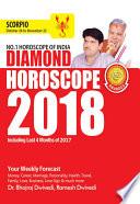 Diamond Horoscope 2018 : Scorpio