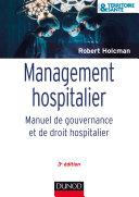 Management hospitalier - 3e éd.