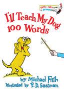 I'll Teach my Dog 100 Words Pdf/ePub eBook