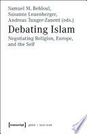 Debating Islam