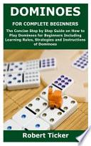 Dominoes for Complete Beginners