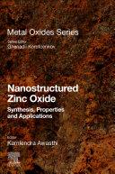 Nanostructured Zinc Oxide