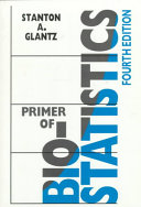 Cover of Primer of Biostatistics