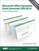 Microsoft Office Specialist Excel Associate 365 2019 Exam Preparation