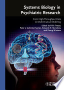 Systems Biology in Psychiatric Research
