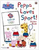 Peppa Pig  Peppa Loves Sport  Sticker Book Book PDF