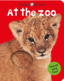 Bright Baby Touch   Feel At the Zoo Book PDF
