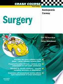 """Crash Course: Surgery E-Book"" by Angeliki Kontoyannis, Helen Sweetland"