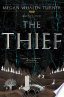 The Thief Megan Whalen Turner Cover