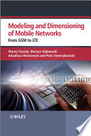 Modeling and Dimensioning of Mobile Wireless Networks