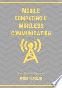 Mobile Computing   Wireless Communication