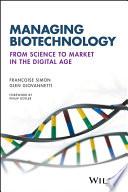 Managing Biotechnology