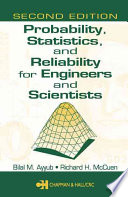 Probability  Statistics  and Reliability for Engineers and Scientists  Second Edition