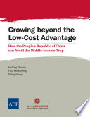 Growing Beyond The Low Cost Advantage Book PDF