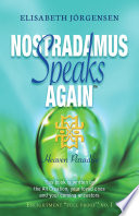 Nostradamus Speaks Again  Book