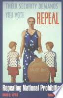 Repealing National Prohibition