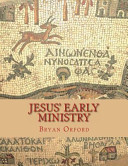Jesus Early Ministry